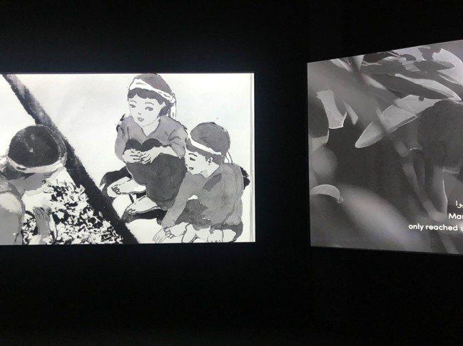 印尼日惹學者也是藝術家Antariksa 創作集中在中日戰爭以及日俄戰爭期間。 ...