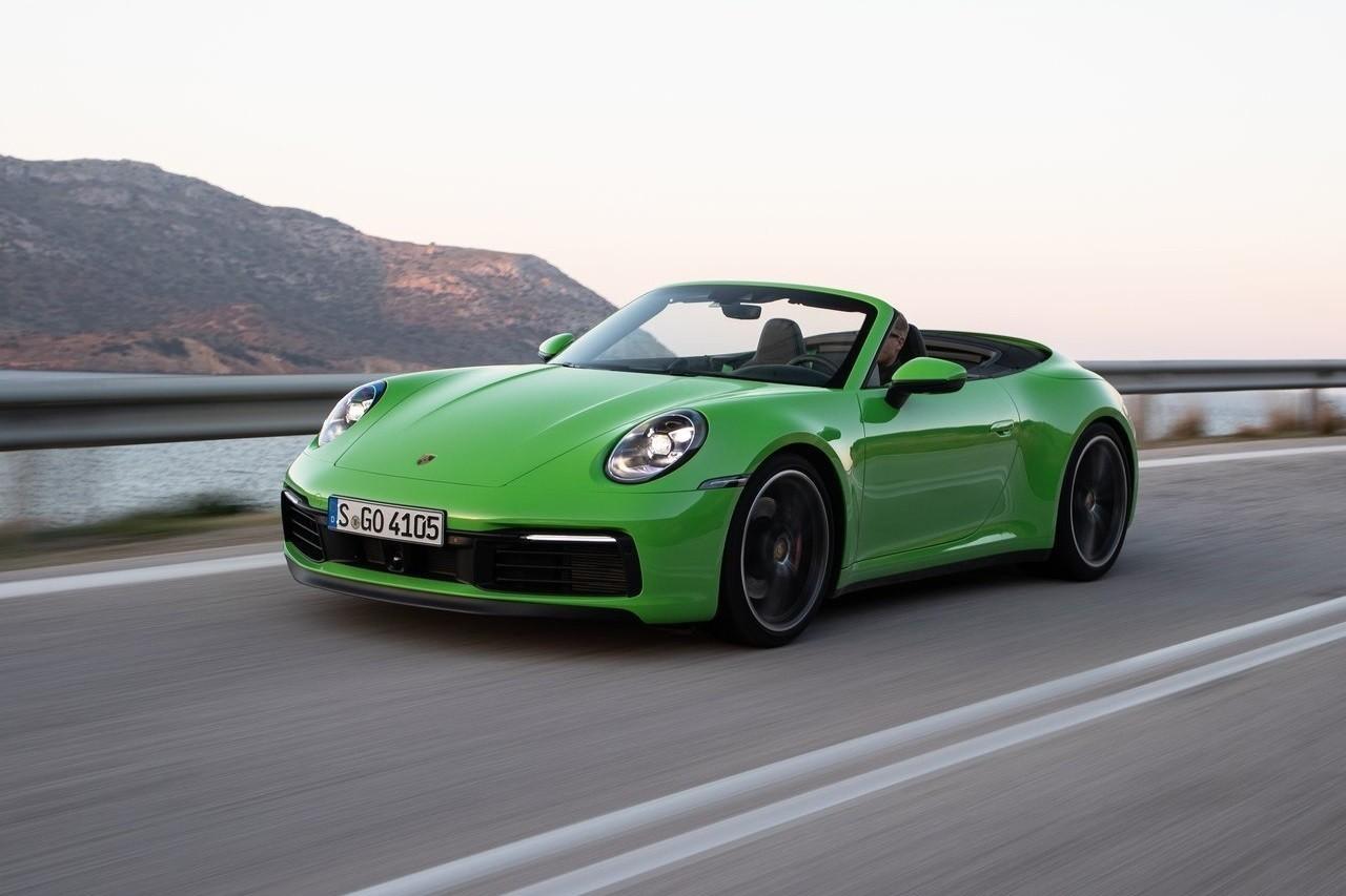 極致輕量化!全新Porsche 911做了這件事 成功減少7%車重