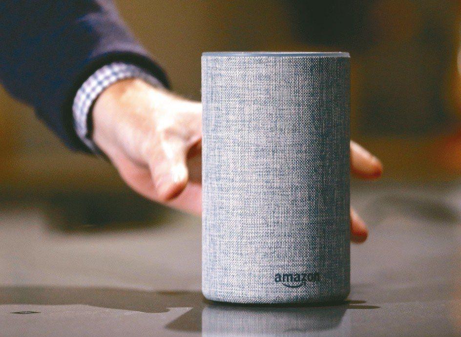 亞馬遜的智慧音箱Echo,以及語音助理Alexa的普及程度愈來愈高,有利相關供應...