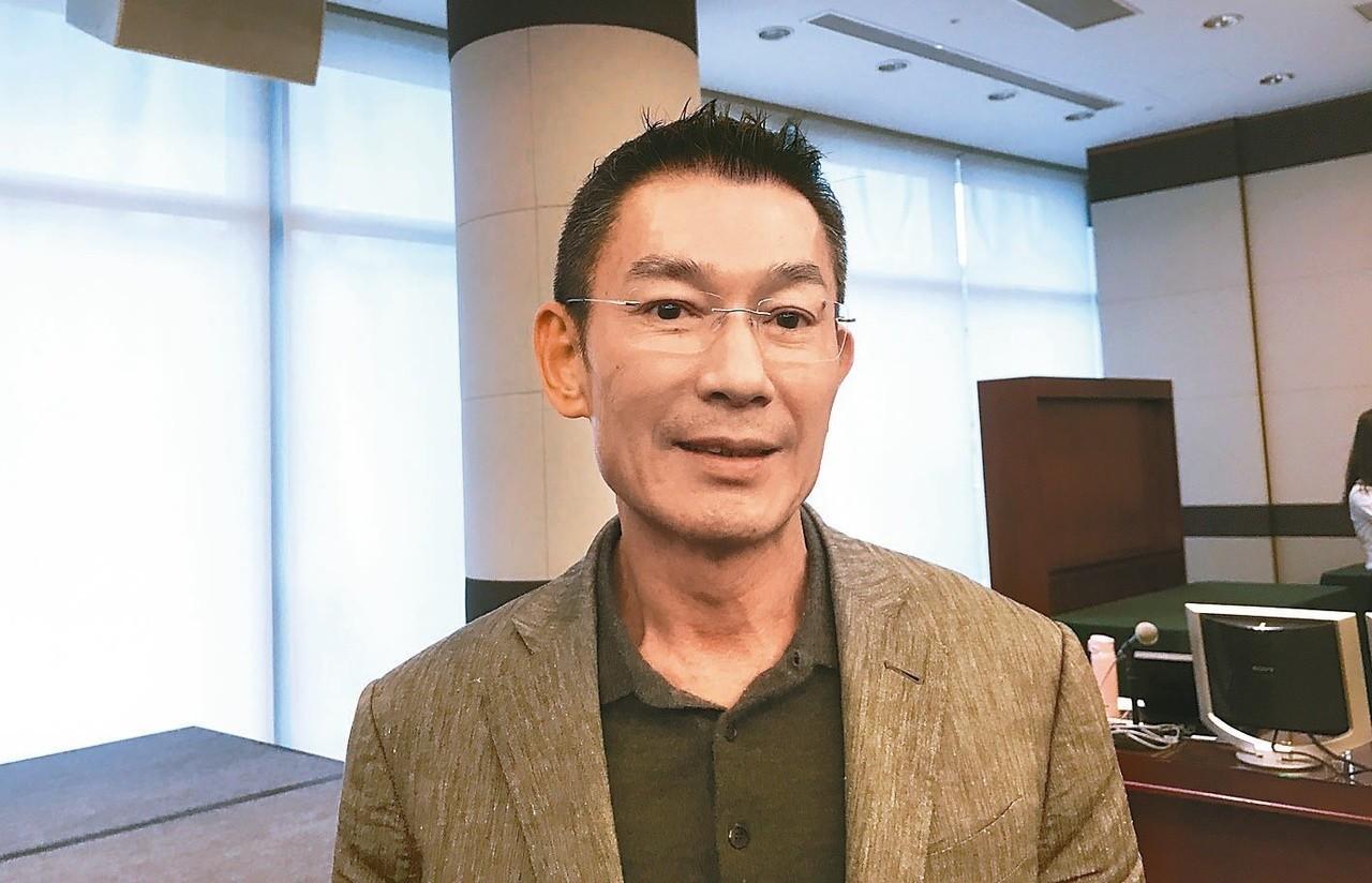 為升董事長尤山泉。 聯合報系資料照/記者邱馨儀攝影
