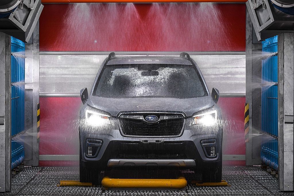 陳唱Subaru泰國製造廠未來也將秉持著一絲不苟的職人精神,打造與日本原廠一樣著...