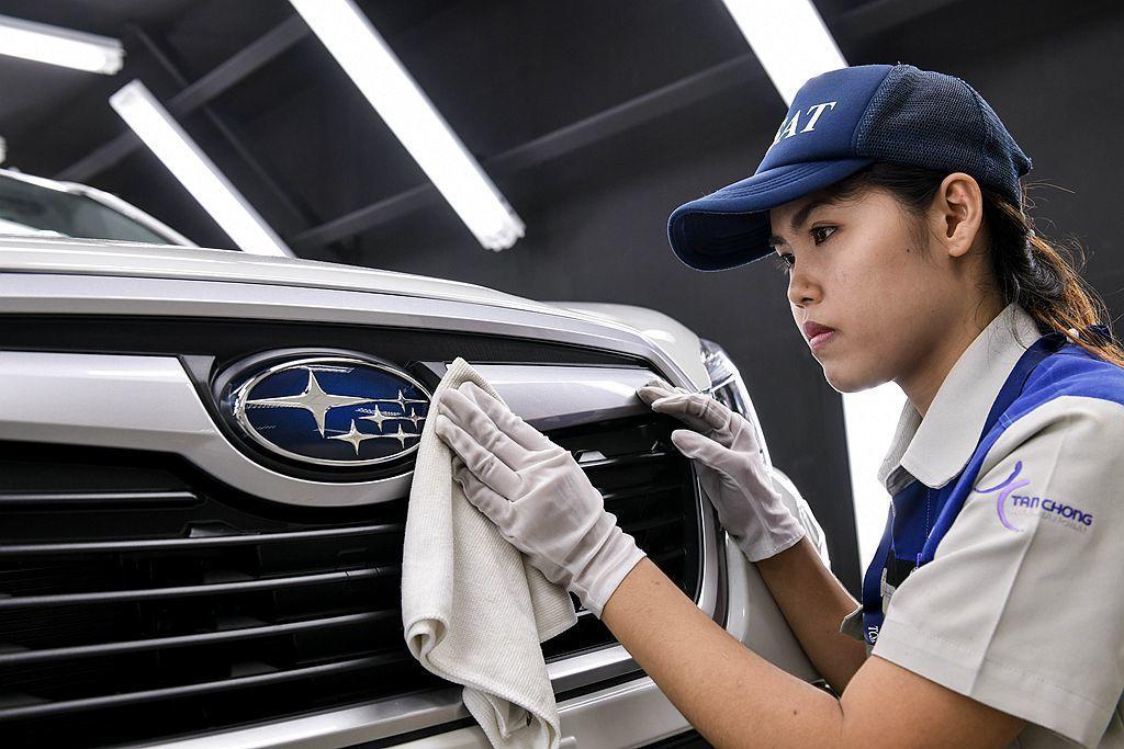 未來全新「陳唱Subaru泰國製造廠」將肩負起新Forester組裝重任,並通過...