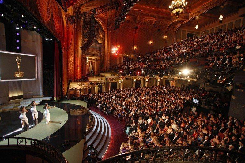 圖為美國洛杉磯奧芬劇院。 圖/路透社