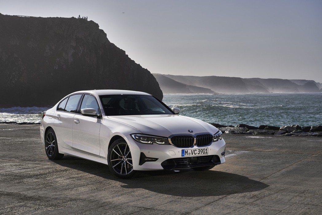 新世代BMW 3 Series也在近期投入品牌的銷售陣容裡。 摘自BMW