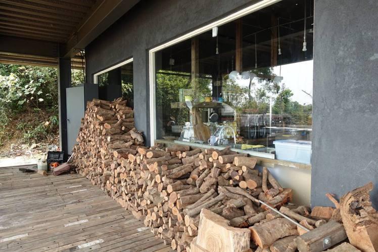 龍眼木。圖/宜蘭ㄚ欣的美食日誌授權提供