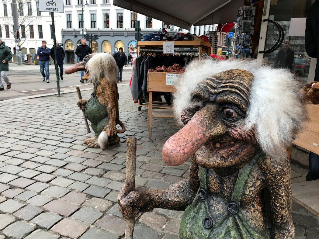 山怪傳說融入在北歐人的生活裡。北歐傳說中,古早的斯堪地納維亞是片「族群」多元的大...