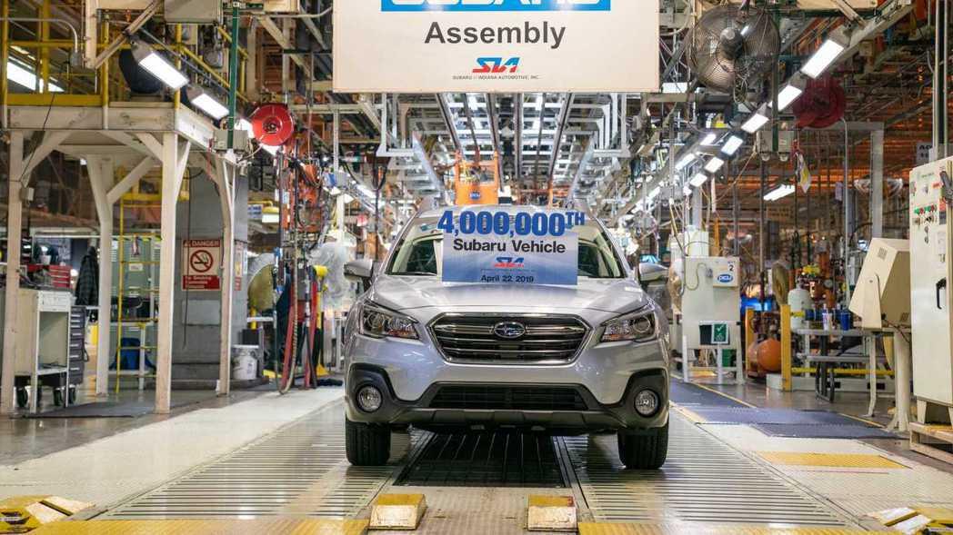 自SIA工廠開始生產以來,此工廠的產量從每年67,000輛增加到約370,000...