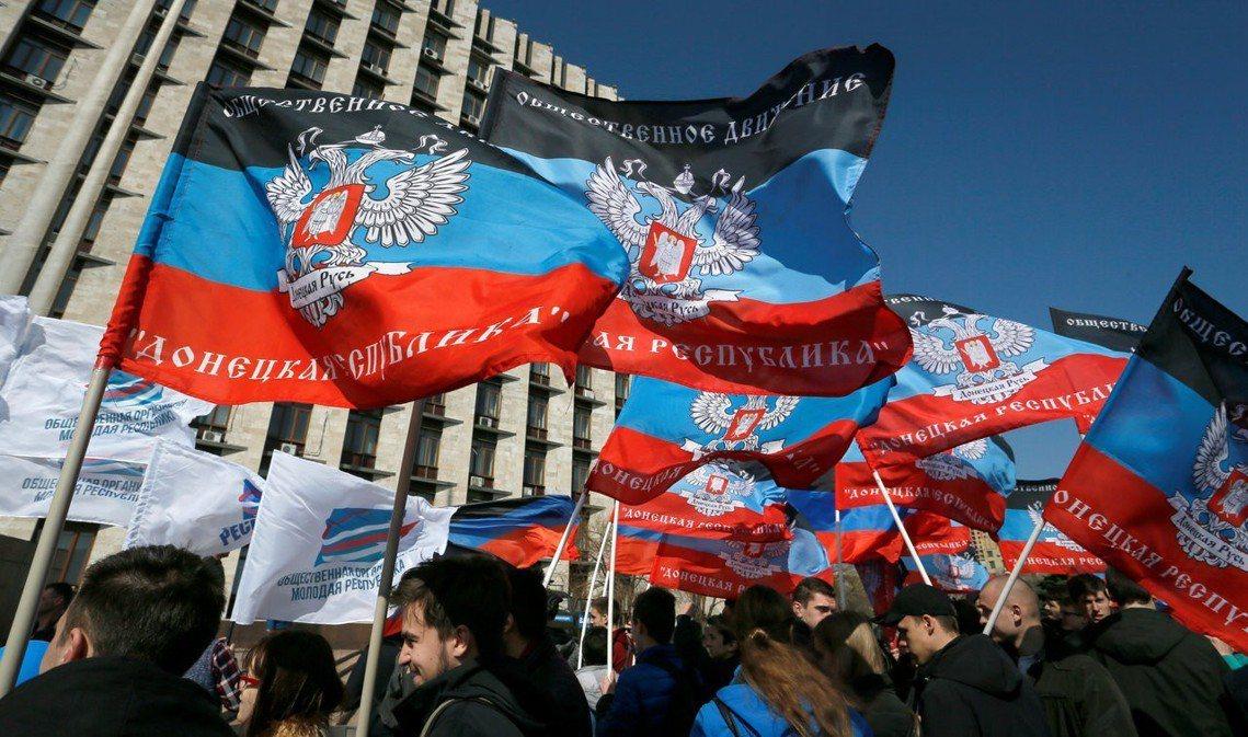 「凡居住在『烏克蘭頓內次克、盧干斯克的一般民眾』,得先申請當地親俄政權的身分證明...