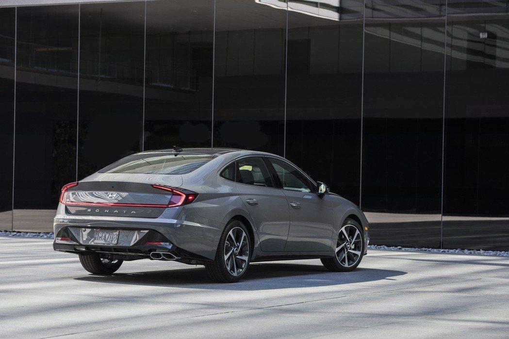 新世代Hyundai Sonata也將加入N Performance性能車行列。...