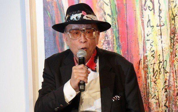 本次展覽發起人陳正雄理事長。 國父紀念館/提供