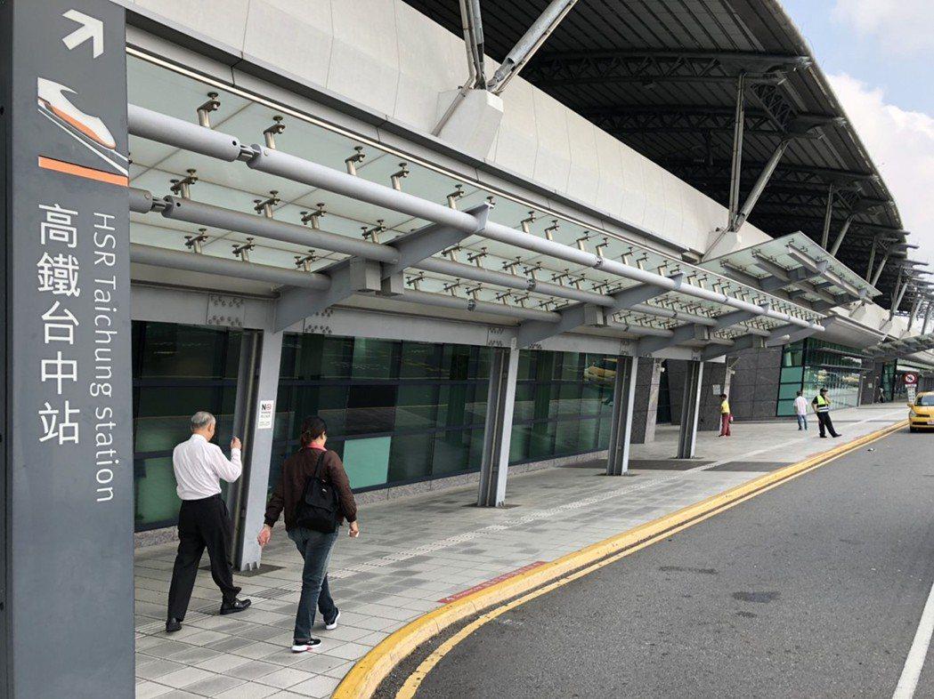台中高鐵站,每年進出站人數僅次於台北,人潮就是錢潮,未來透過軌道經濟,將有一波漲...