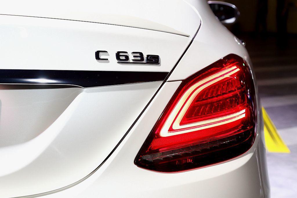 Mercedes-AMG C 63 S最大馬力提升至510hp、峰值扭力71.4...