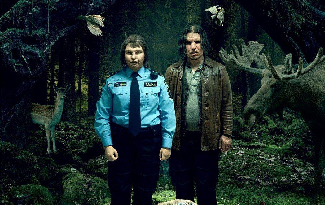 是人類還是山怪...?瑞典電影《邊境奇譚》(Border)融入了瑞典的山怪傳說元...