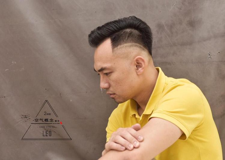 髮型創作/空气概念 二館 / LEO。圖/StyleMap提供