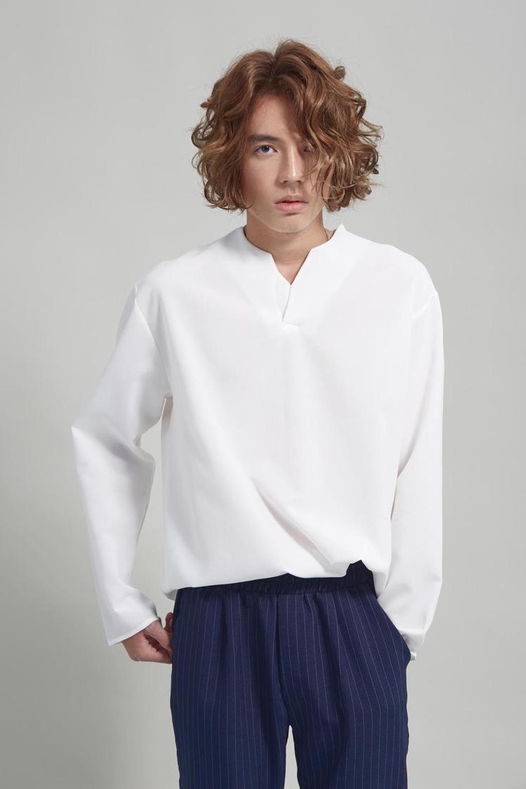 髮型創作/尤拿髮藝 / unahair。圖/StyleMap提供