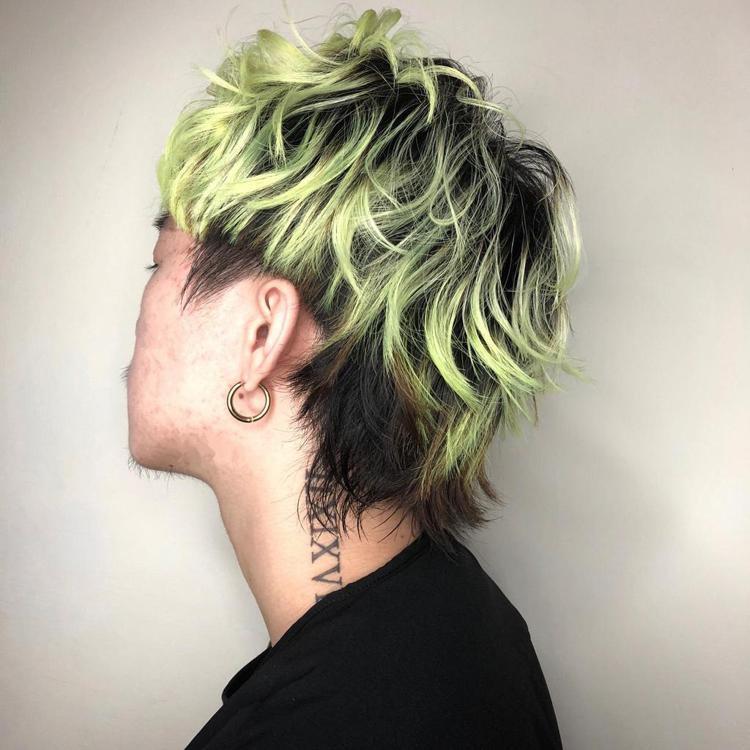 髮型創作/Twins站前店 / 蔡安伯。圖/StyleMap提供