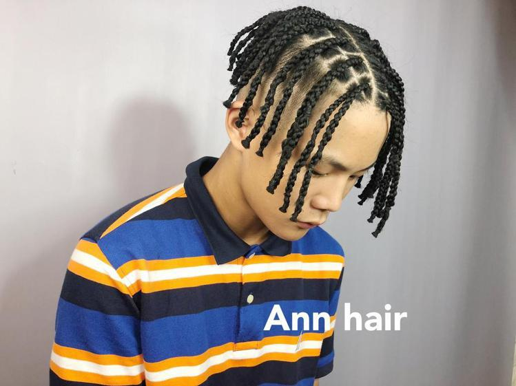 髮型創作/禧歡 / ann。圖/StyleMap提供