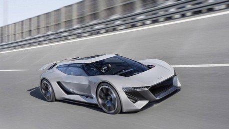 Audi R8也要退休了?e-tron GTR接棒性能更強!