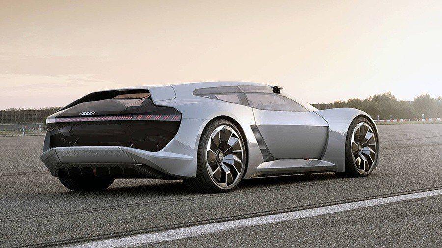Audi PB18 e-tron。 Audi提供