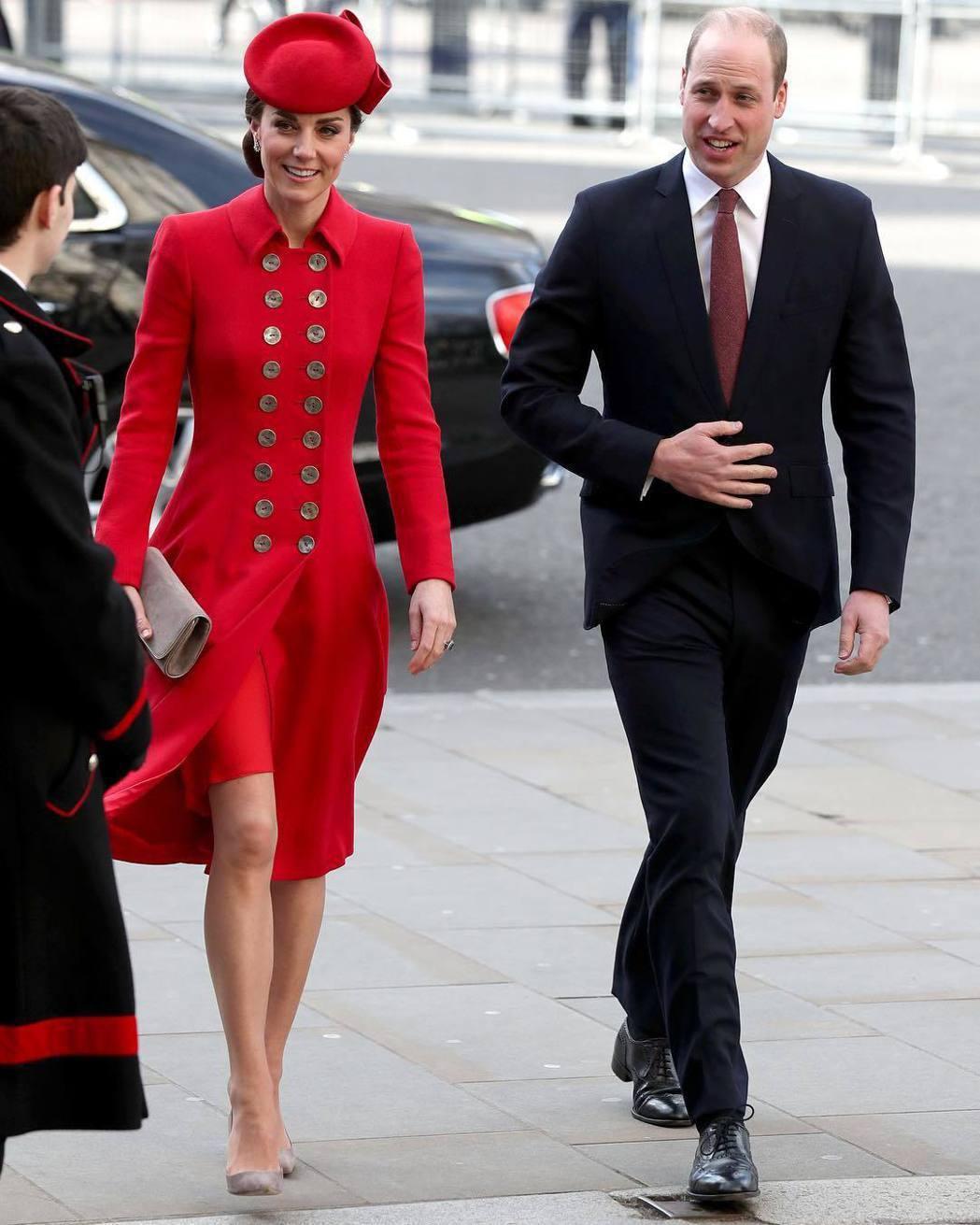 凱特與威廉原本受到媒體的關愛眼神一下子被弟弟與弟媳分去不少,粉絲也感到不滿。圖/