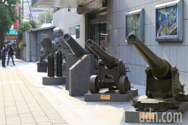 國防部表示,「國家軍事博物館」預劃今年(108年度)完成都市設計審議、五大管線審...