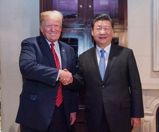 去年12月大陸國家主席習近平與美國總統川普在阿根廷布宜諾斯艾利斯會晤,達成貿易戰...