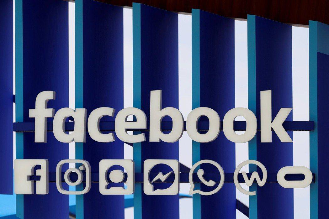臉書財報未明細各平台營運狀況。  路透