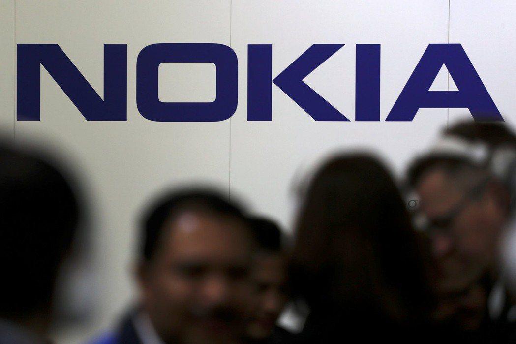 Nokia第1季意外虧損,主因對手削價競爭。 路透