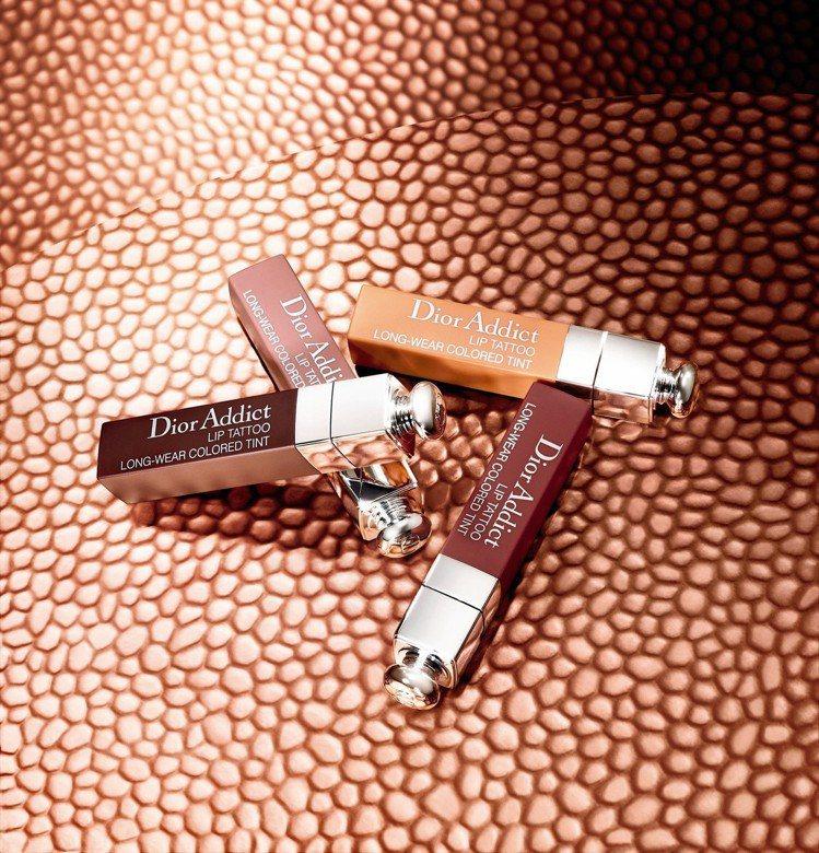 迪奧癮誘超模染唇露、1,200元。圖/Dior提供
