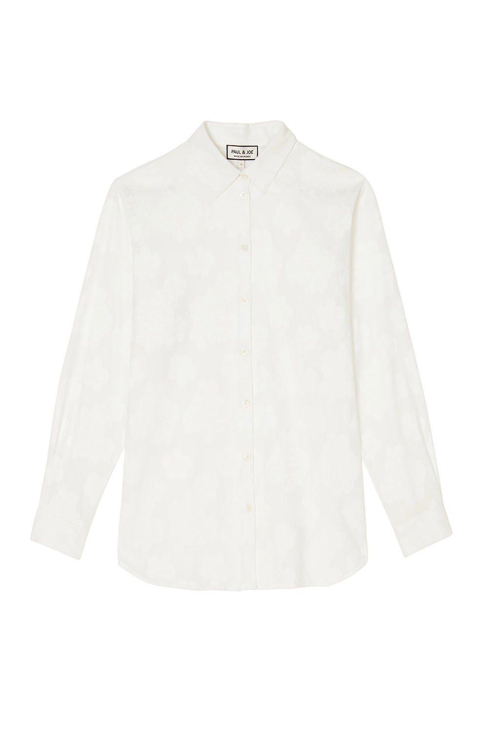 緹花刺繡襯衫,12,800元。圖/Paul & Joe提供