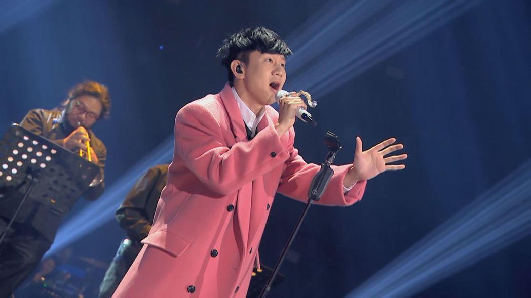 林俊傑擔任「夢想的聲音」導師。圖/八大提供