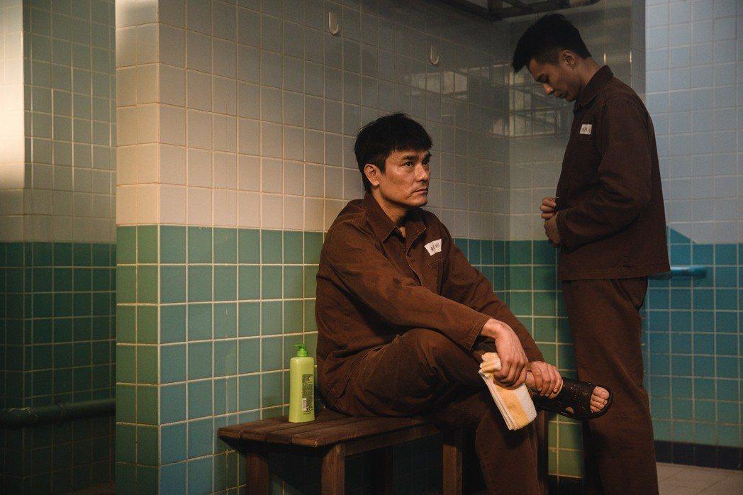 林家棟飾演囚犯。圖/華映提供