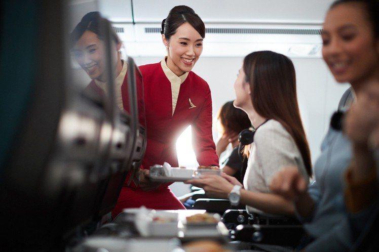 國泰航空、國泰港龍航空推出經濟艙優惠。圖/國泰航空提供