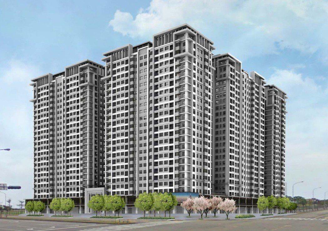 麗寶集團旗下名軒開發,位於新北市淡海新市鎮開發案總銷高達180億元,該案已動工為...
