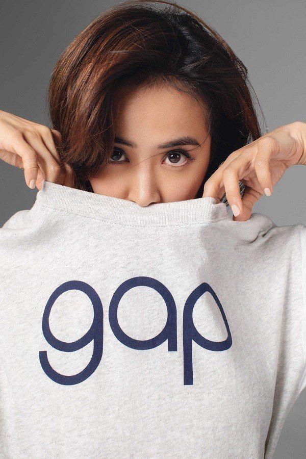 Gap提出慶祝每個「我」的精神主軸。圖/Gap提供