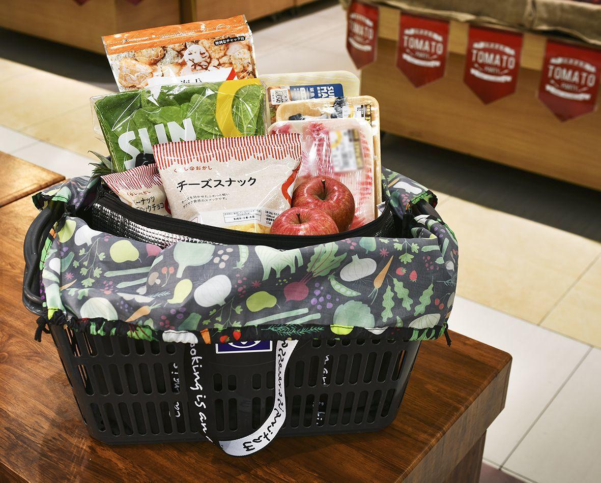 子母保溫保冷袋20L,一袋可變兩袋。圖╱全聯提供