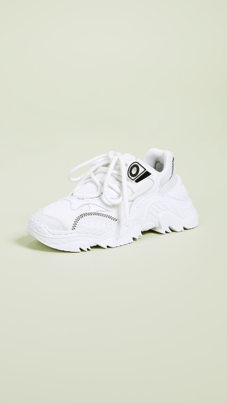 N°21 Billy Trainer運動鞋 ,售價660美元、約合台幣20,43...