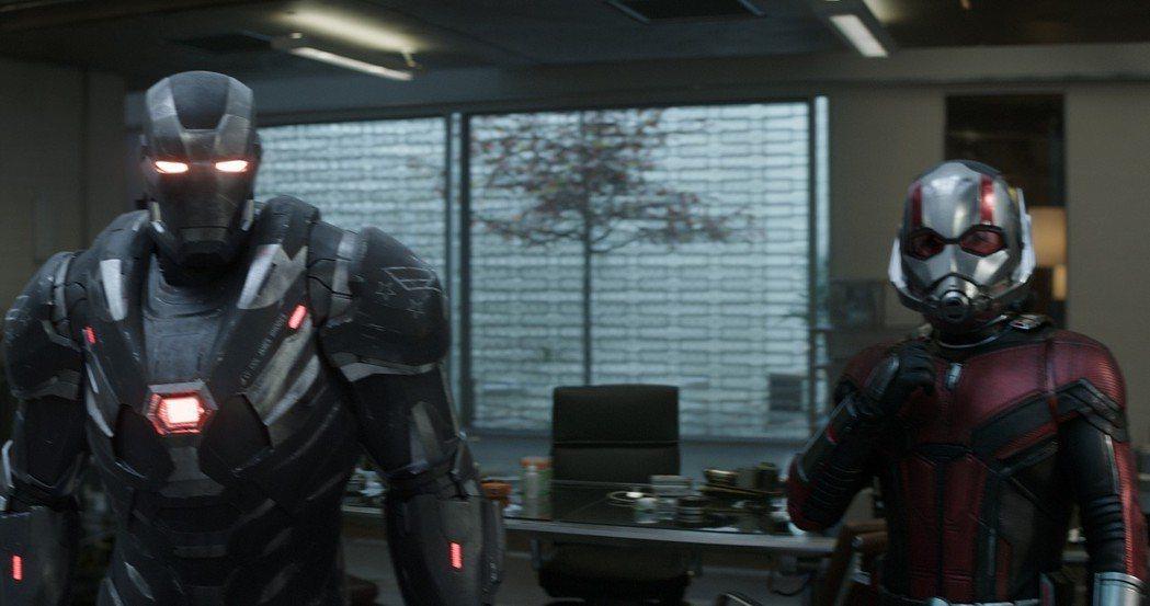 「復仇者聯盟:終局之戰」全球各地都掀起旋風。圖/迪士尼提供