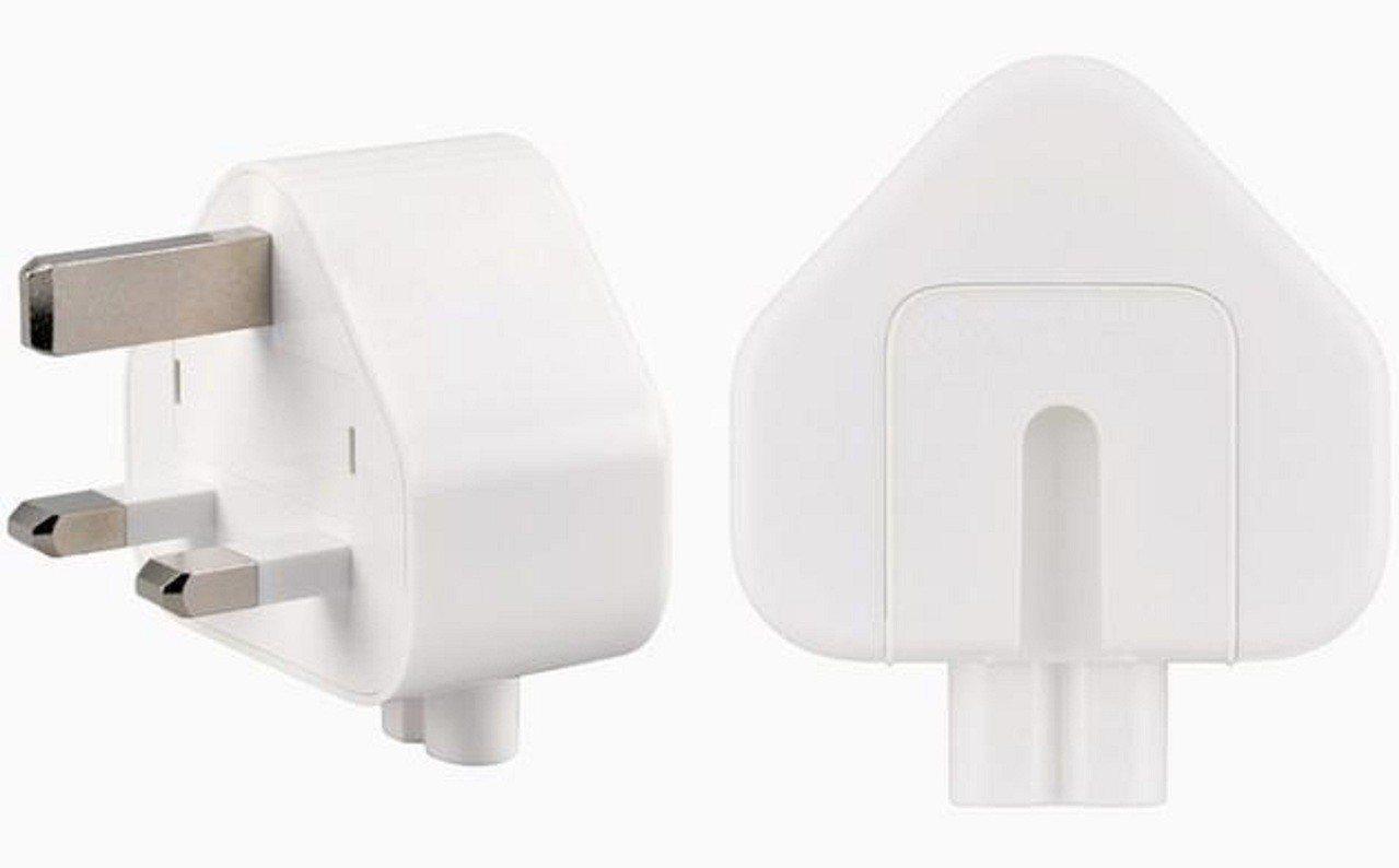 蘋果在香港等地召回轉接器。(取自新浪財經)
