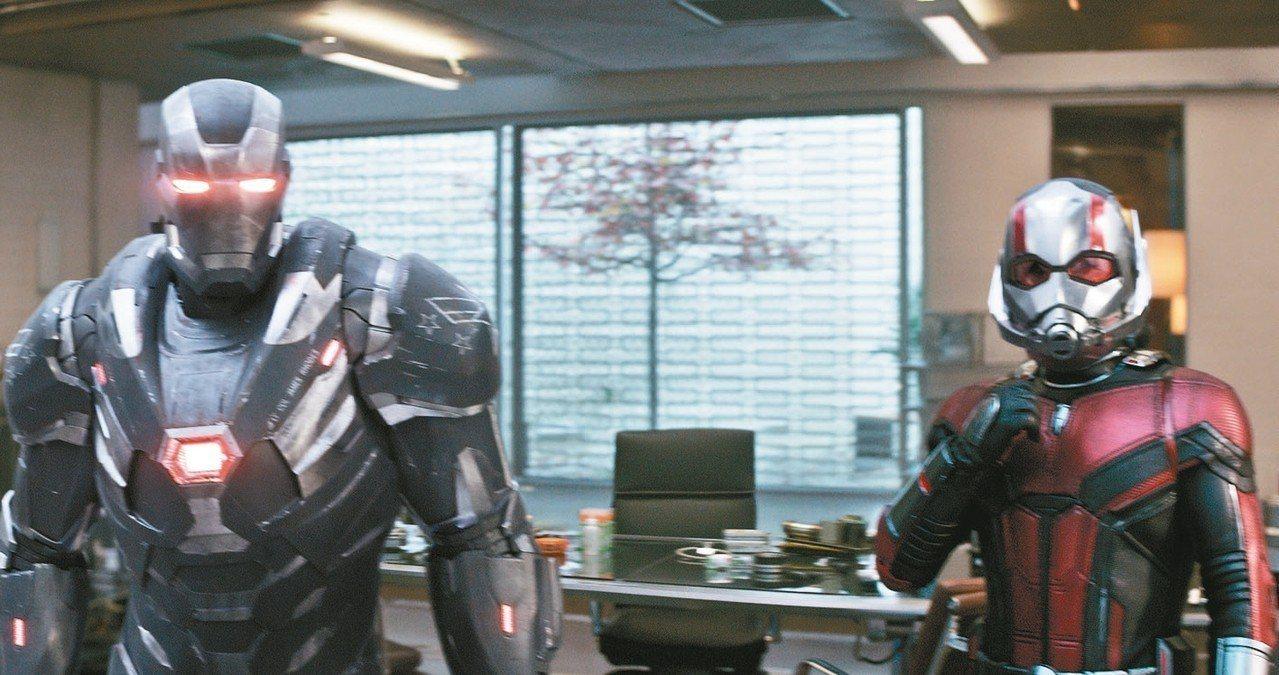 「復仇者聯盟:終局之戰」台灣首映票房創下10大紀錄。 圖/迪士尼提供