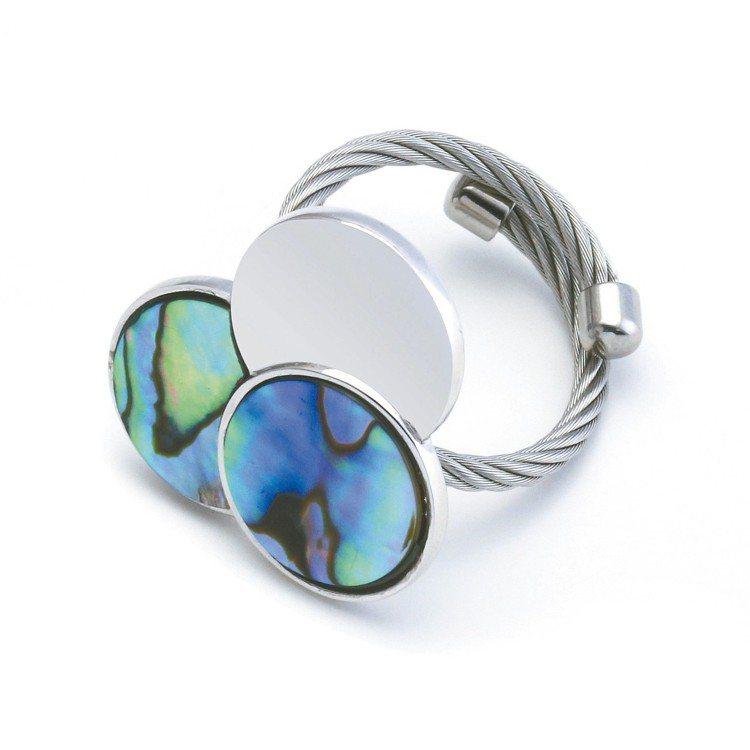夏利豪HAVANA系列戒指6,600元。 圖/夏利豪提供