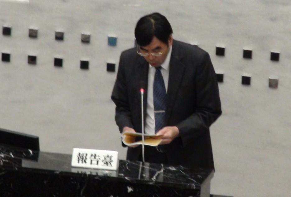 高雄銀行日前公告,總經理王進安因個人生涯規劃,自17日退休。 記者楊濡嘉/攝影