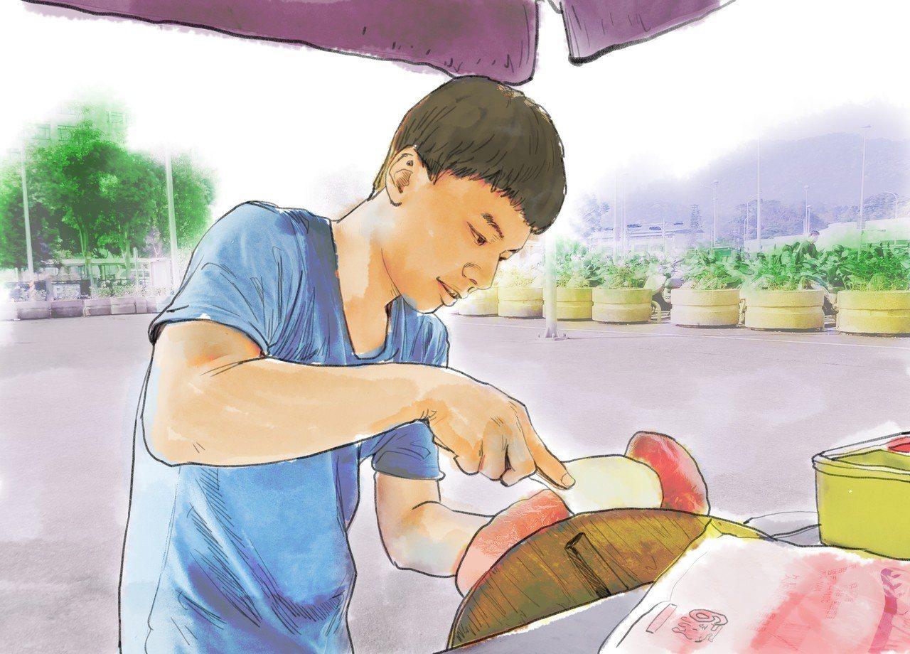 【青春名人堂】阮光民/一粒飯糰