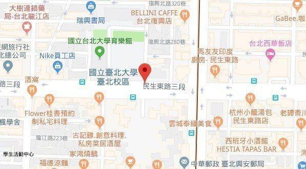 台北市民生東路三段某藝品店張姓老闆,今晚8點左右被陌生男子持刀捅腹,傷口至少深達...