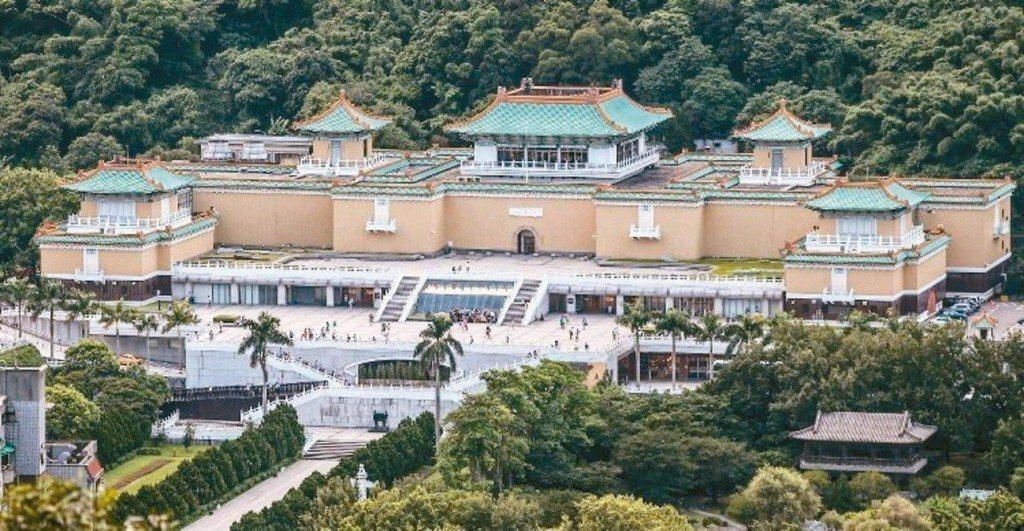 國立故宮博物院。 聯合報系資料照片