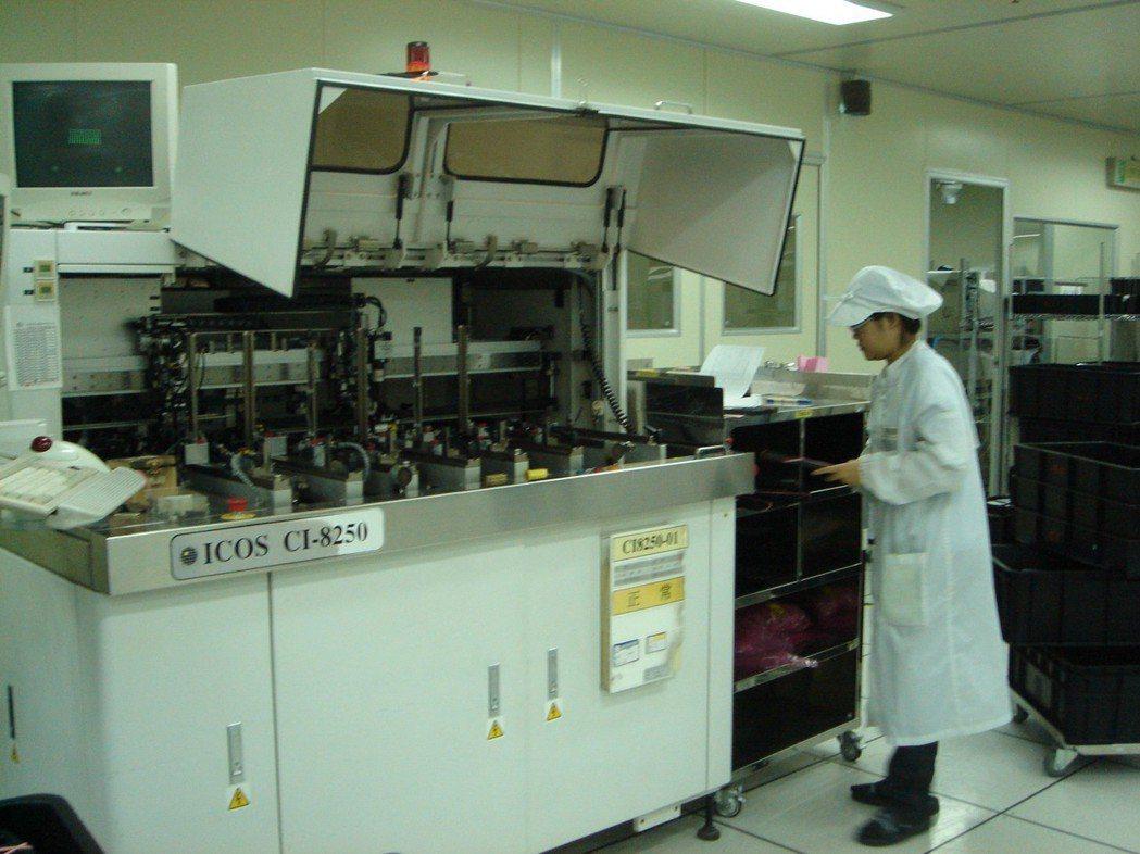 環真科技為IC測試專業廠,以有效管理使人才及設備發揮最大的戰力。 環真/提供