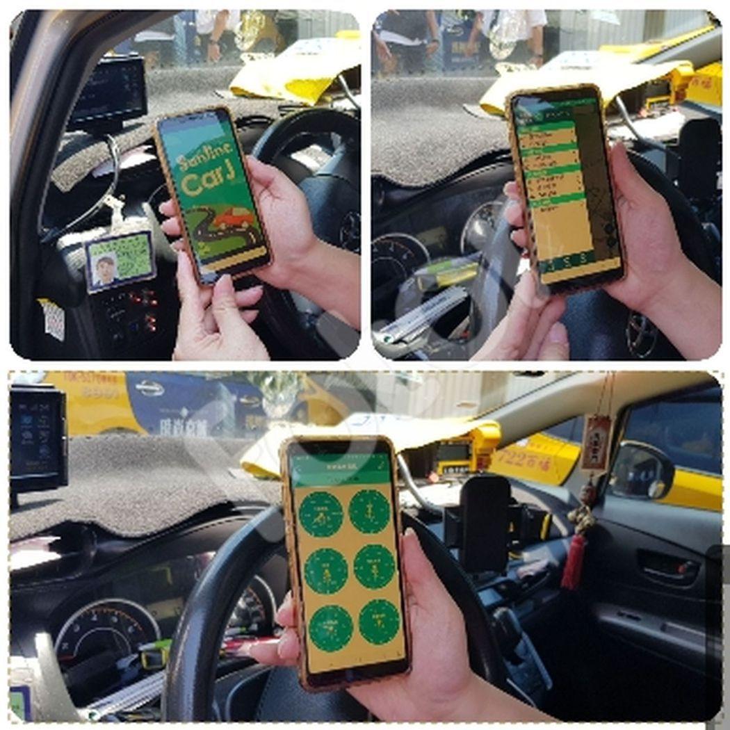 三聯南頻電信智慧車聯網能隨時掌況車子狀況,包括車子水溫、電瓶電量、引擎轉速、引擎...