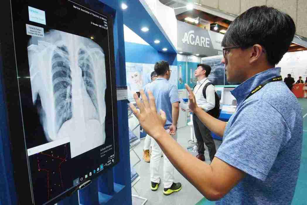 智慧醫療議題夯,ICT業者參加2019年台灣國際醫療暨健康照護展,跨界搶商機,圖...