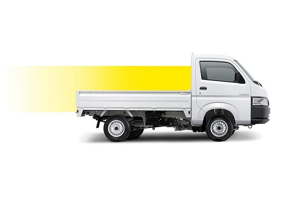 新Suzuki Carry換裝新1.5L汽油引擎,具備97ps最大馬力輸出與13...