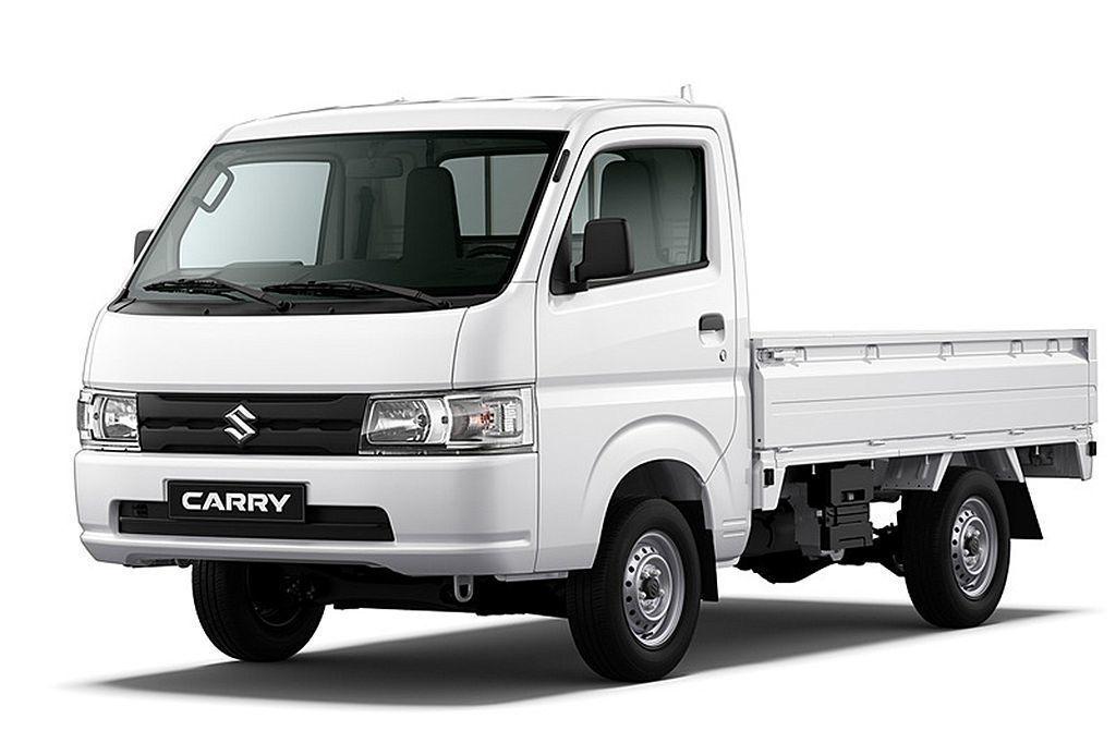 先於印尼發表的新Suzuki Carry只符合當地市場需求,未來還要加入胎壓偵測...